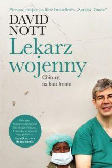 Książkę Lekarz wojenny poleca taniaksiazka.pl