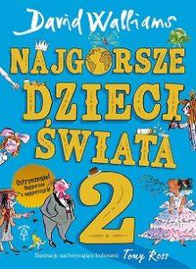 Najgorsze dzieci świata 2 - kup na TaniaKsiazka.pl