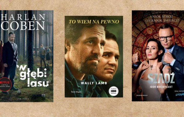 Nowe wydania zekranizowanych książek - sprawdź na TaniaKsiazka.pl