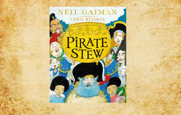 Nowość od Neila Gaimana