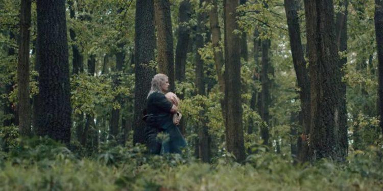 Przemiana Geralta i Ciri