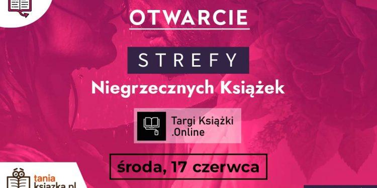 Ruszyła Strefa Niegrzecznych Książek w TaniaKsiazka.pl