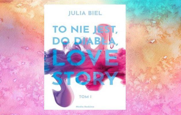 To nie jest, do diabła, love story