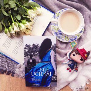 Nie uciekaj - książkę kupisz na www.taniaksiazka.pl >>