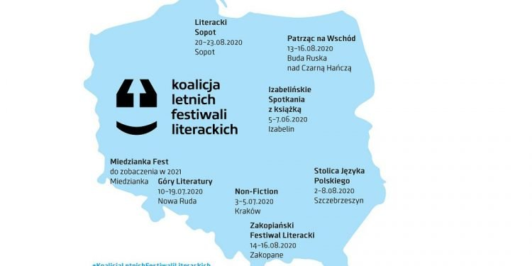 Letnie festiwale literackie 2020