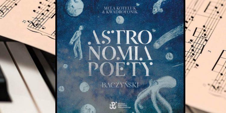 Wiersze Baczyńskiego w formie płyty