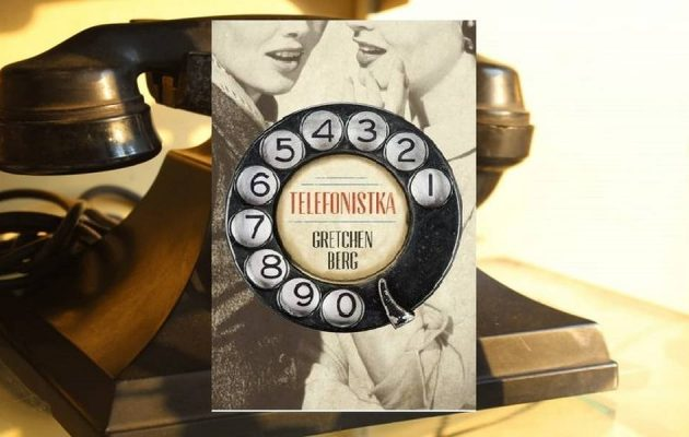 Telefonistka czeka na taniaksiazka.pl