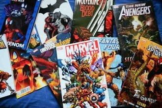 Światowy Dzień Publicznego Czytania Komiksów