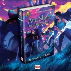 Aru Shah i Drzewo Życzeń – książki szukaj na TaniaKsiazka.pl