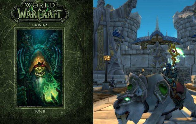 Recenzja World of Warcraft kronika II