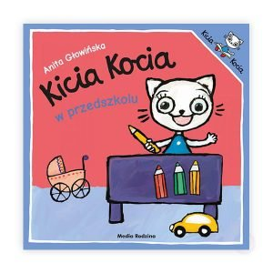 Kicia Kocia w przedszkolu – książki szukaj na TaniaKsiazka.pl