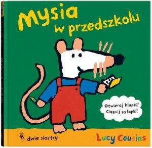 Mysia w przedszkolu – książkę znajdziesz na TaniaKsiazka.pl