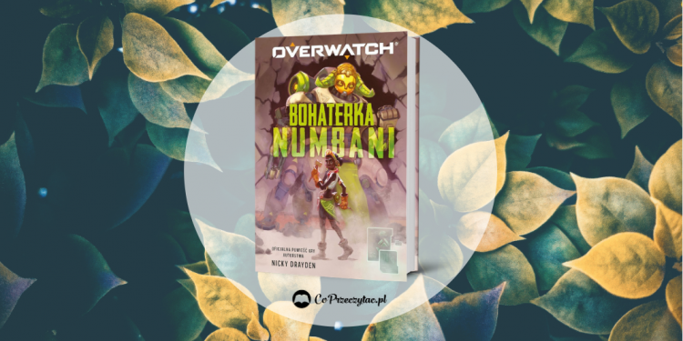 Overwatch: Bohaterka Numbani