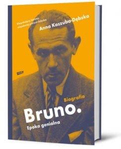 Bruno. Epoka genialna – książkę znajdziesz na TaniaKsiazka.pl