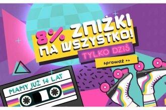 Urodziny TaniaKsiazka.pl
