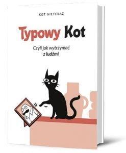 Poradniki: Typowy kot – książkę znajdziesz na TaniaKsiazka.pl