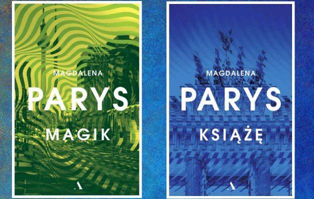 Kontynuacja Magika Magdaleny Parys - sprawdź na TaniaKsiazka.pl