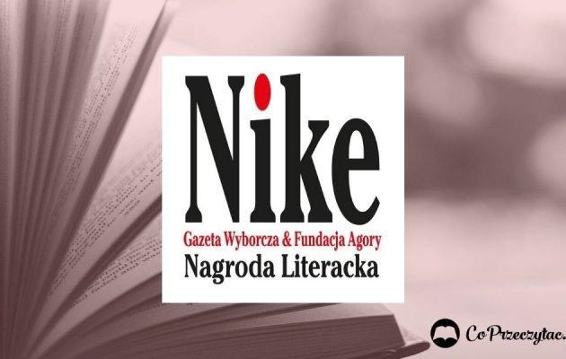 Nagroda Literacka Nike 2020 - znamy finalistów!