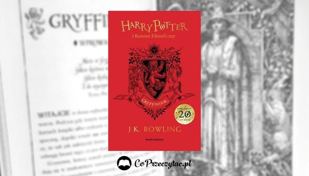 Harry Potter i Kamień Filozoficzny -- wydanie jubileuszowe recenzenckim okiem