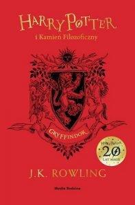 Harry Potter i Kamień Filozoficzny. Wydanie jubileuszowe - Sprawdź w TaniaKsiazka.pl