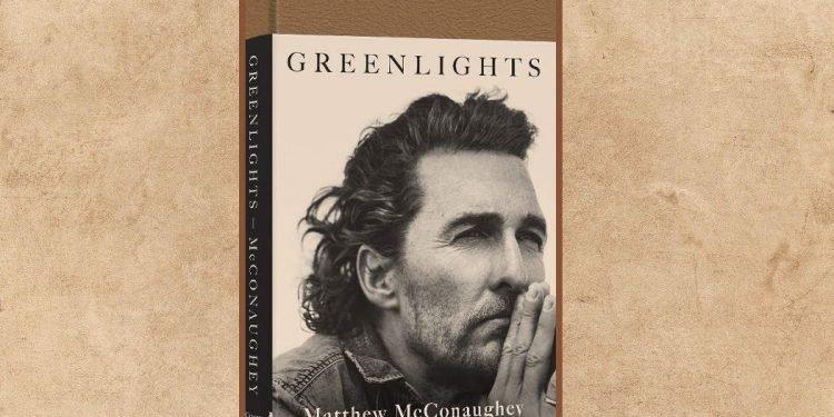 Matthew McConaughey zapowiada autobiografię