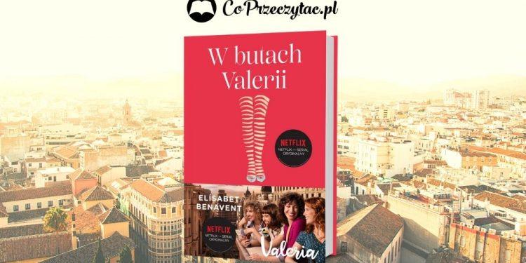 W butach Valerii -- polskie wydanie książki już we wrześniu
