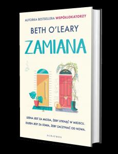 Zamiana - książkę kupisz na www.taniaksiazka.pl >>