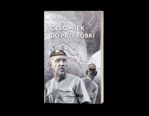 Człowiek do przeróbki. Sprawdź na TaniaKsiazka.pl