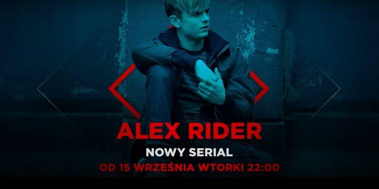 Zwiastun serialu Alex Rider