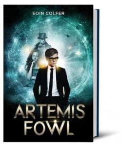 Artemis Fowl. Tom 1 znajdziesz na TaniaKsiazka.pl