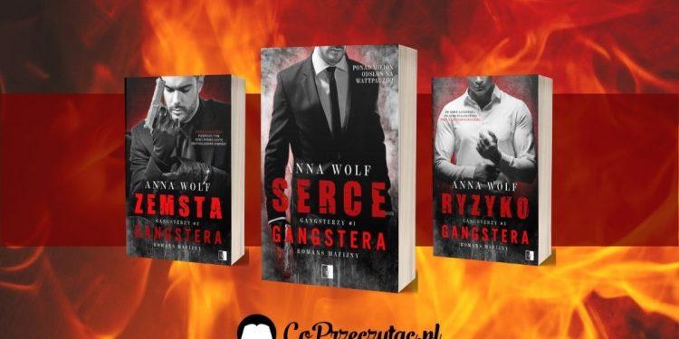Serce gangstera Anny Wolf - dla fanów Lipińskiej Serce gangstera Anny Wolf