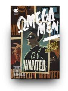 DC Deluxe Omega Men