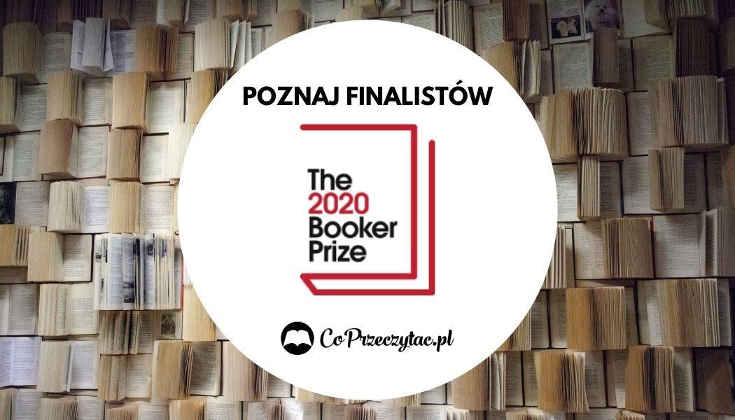 Booker Prize 2020 - finaliści
