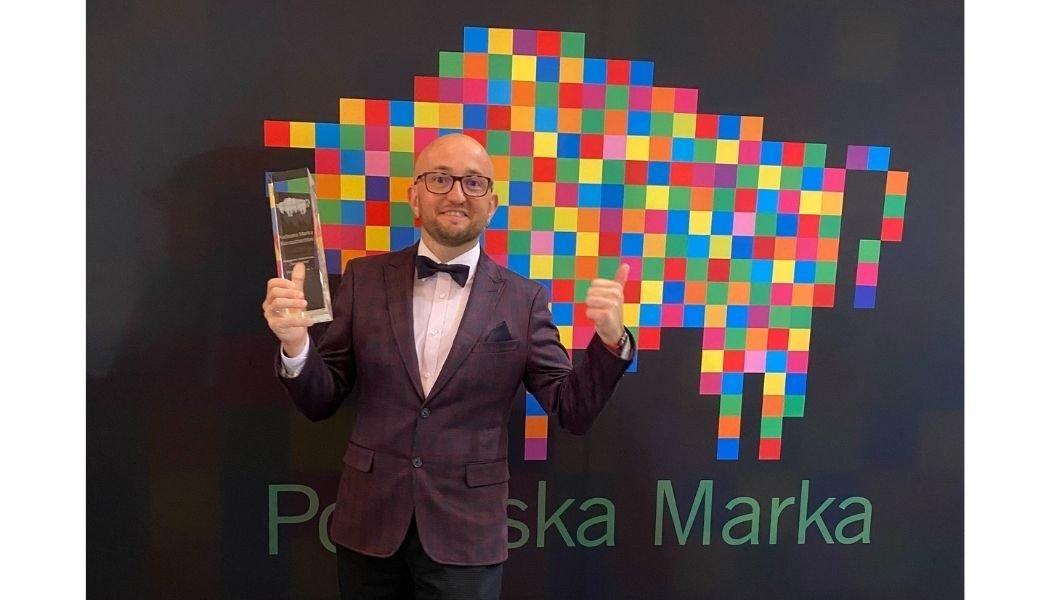 Podlaska Marka Konsumentów 2019 dla TaniaKsiazka.pl