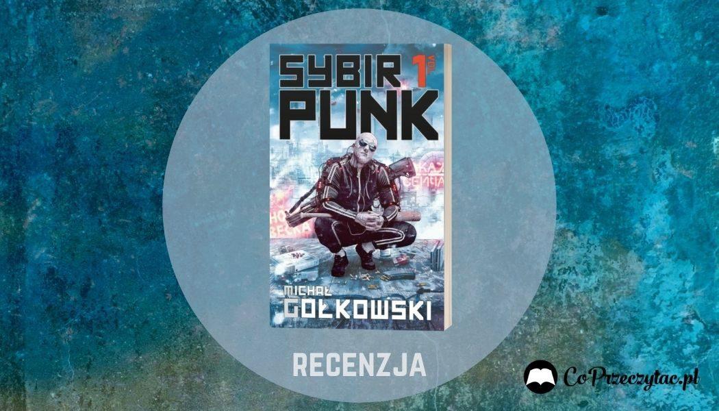 SybirPunk vol. 1 Recenzja książki