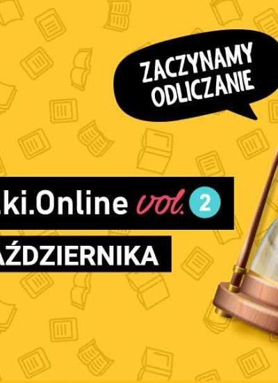Już wkrótce TargiKsiazki.Online vol. 2! TargiKsiazki.Online vol. 2