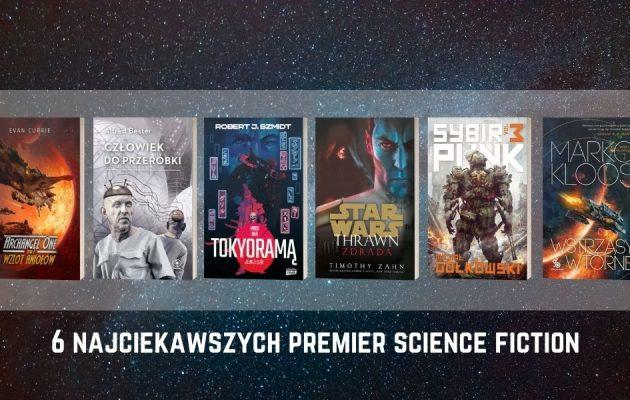 6 najciekawszych premier science fiction w październiku - zestawienie. najciekawszych premier science fiction