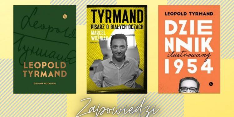 Trwa rok Leopolda Tyrmanda - tyrmandowe zapowiedzi. Leopolda Tyrmanda