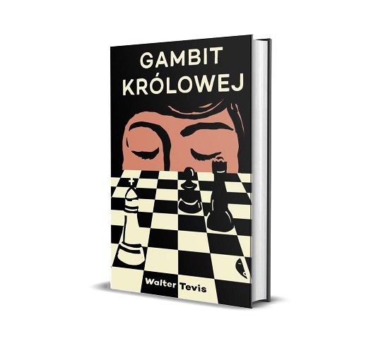 Gambit królowej Waltera Tevisa w TaniaKsiazka.pl