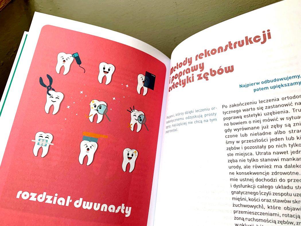 Recenzja książki Zdrowy uśmiech – znajdziesz ją na TaniaKsiazka.pl