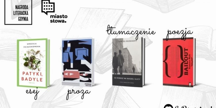 Nagroda Literacka Gdynia 2020 -- laureaci