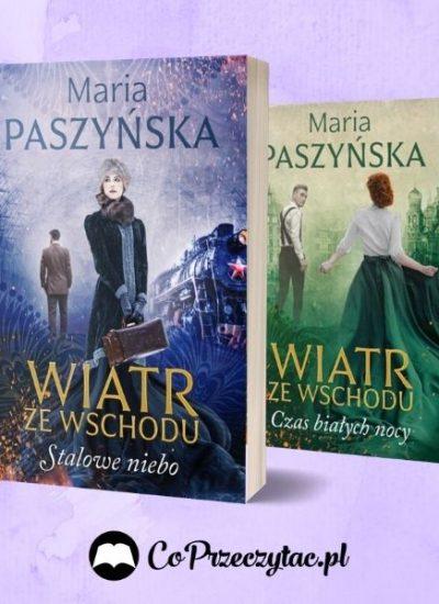 [Stalowe niebo Marii Paszyńskiej już wkrótce w księgarniach