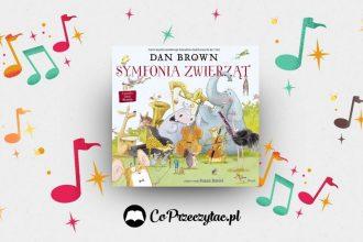 Muzyczna książka dla dzieci Dana Browna już w księgarniach