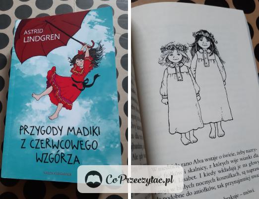 Astrid Lindgren Przygody Madiki z Czerwcowego Wzgórza