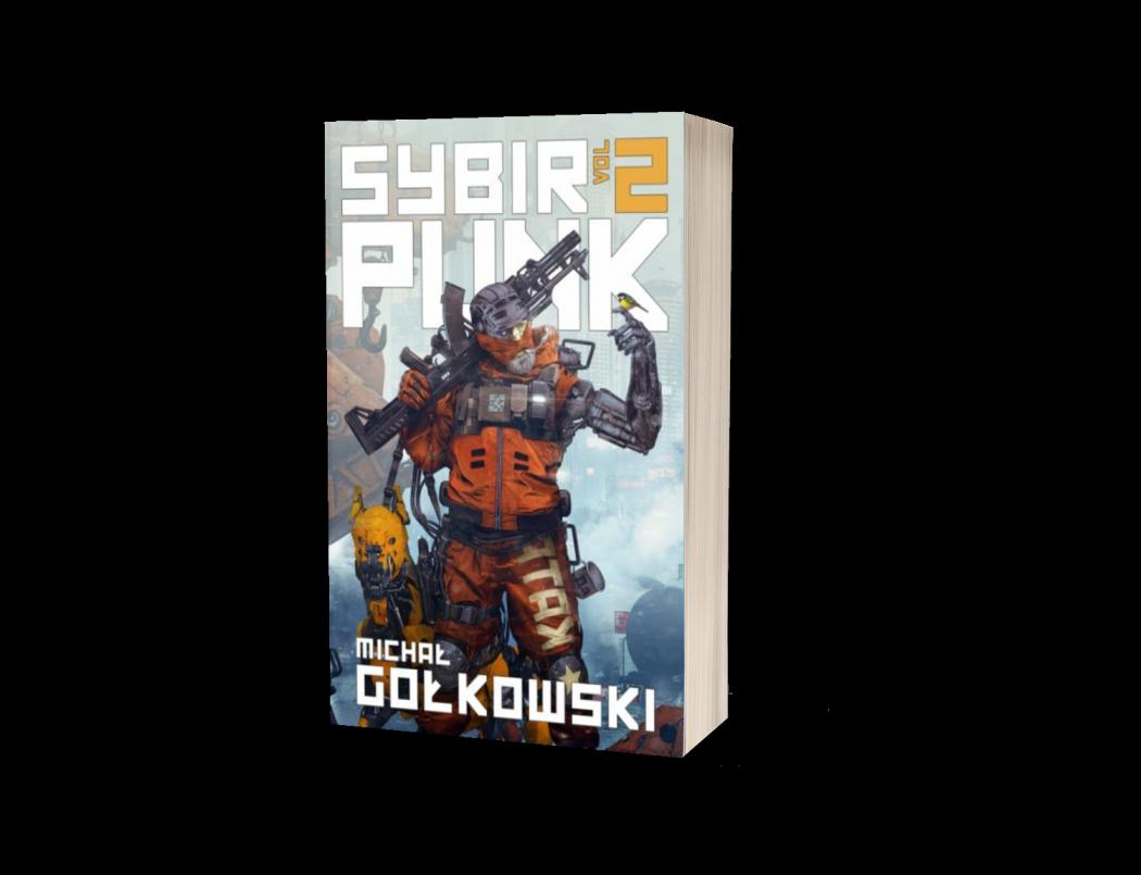 SybirPunk vol. 2 Sprawdź na TaniaKsiazka.pl >>