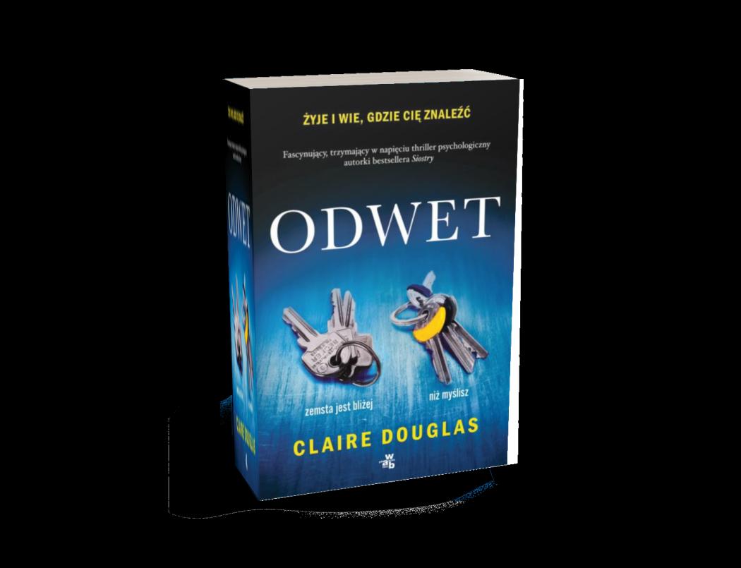 Odwet Claire Douglas Sprawdź na TaniaKsiazka.pl >>