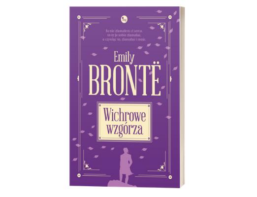 Emily Brontë Wichrowe Wzgórza