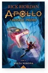 Apollo i boskie próby tom 5