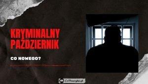 Kryminały w październiku - sprawdź na TaniaKsiazka.pl