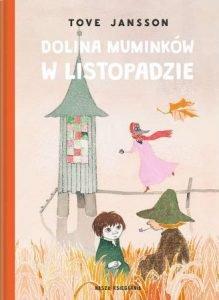Dolina Muminków w listopadzie - zobacz na TaniaKsiazka.pl